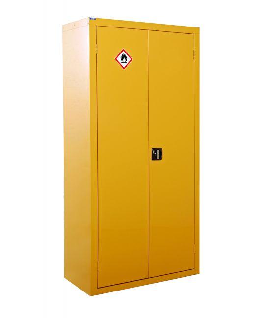 Hazardous Yellow Cupboard (1800 x 900 x 460mm)