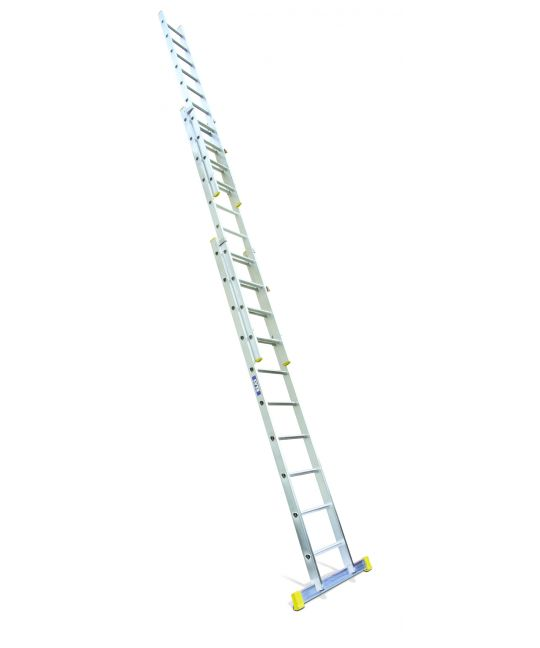 Lyte EN131-2 Professional 3 Section Extension Ladder
