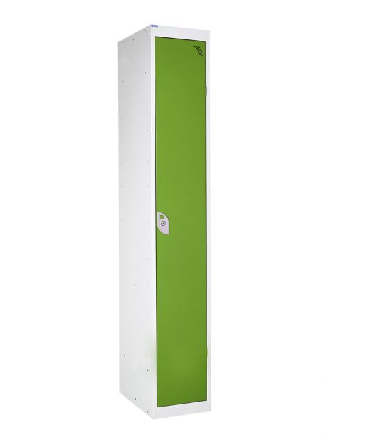 Premium Locker 1 Compartment Comes With Cam Lock Green (1800 x 380 x 380mm)