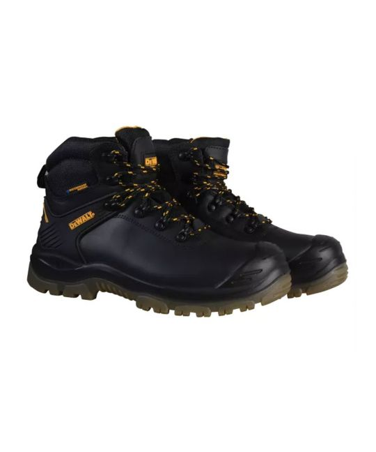 Dewalt Newark S3 Safety Hiker Boot Black