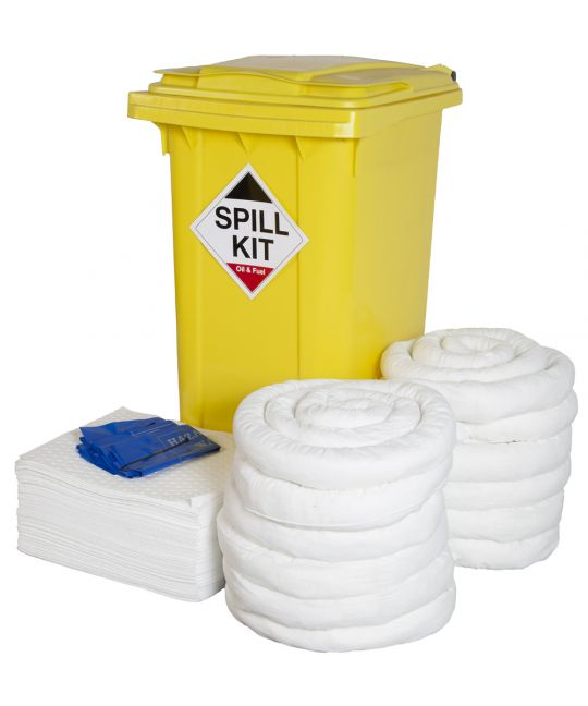 QHSE Approved Oil Only Spill Kit