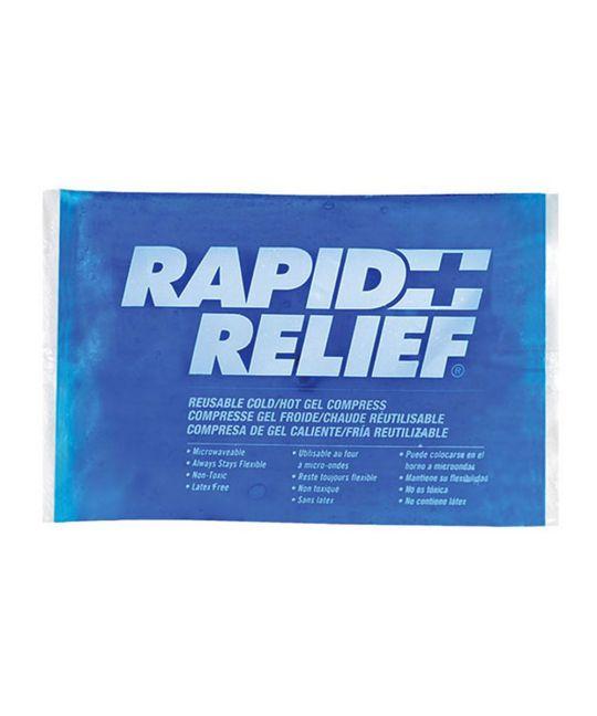 "Rapid Relief Reusable Hot/Cold Gel Medium (5"" x 9"")"