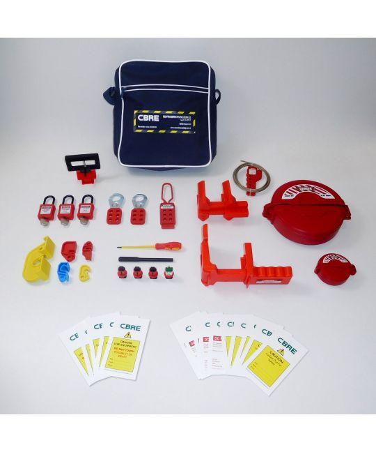 CBRE Approved Refrigeration Mobile LOTO Kit