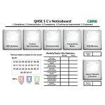 QHSE 5 C's Notice Board